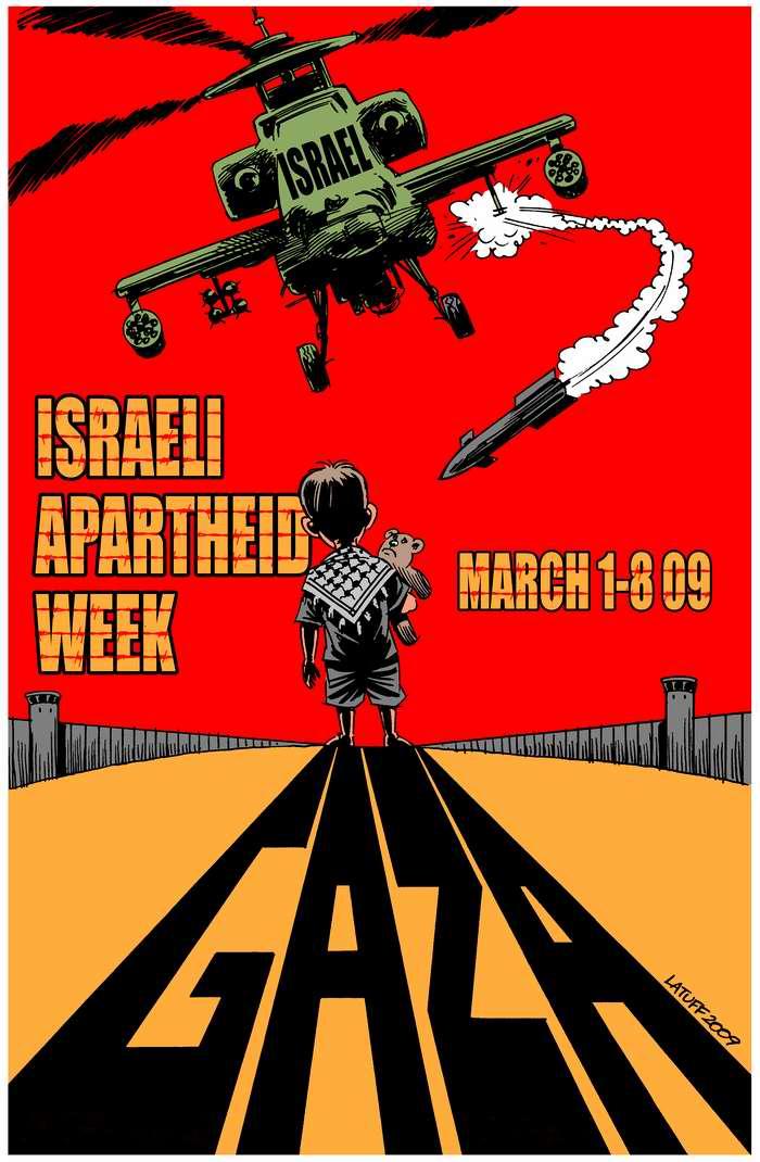 Неделя израильского апартеида (2009 год)