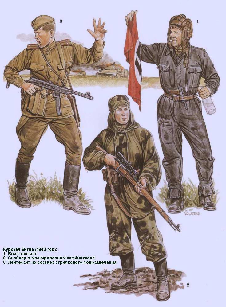 Советская армия в великой