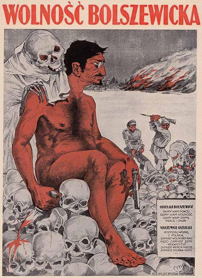 Большевистская свобода (Польша, 1920 год)