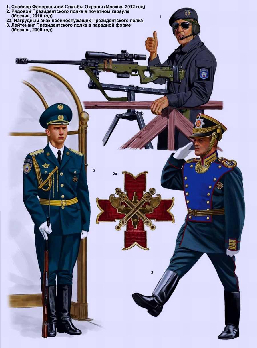 Федеральная служба охраны (ФСО)