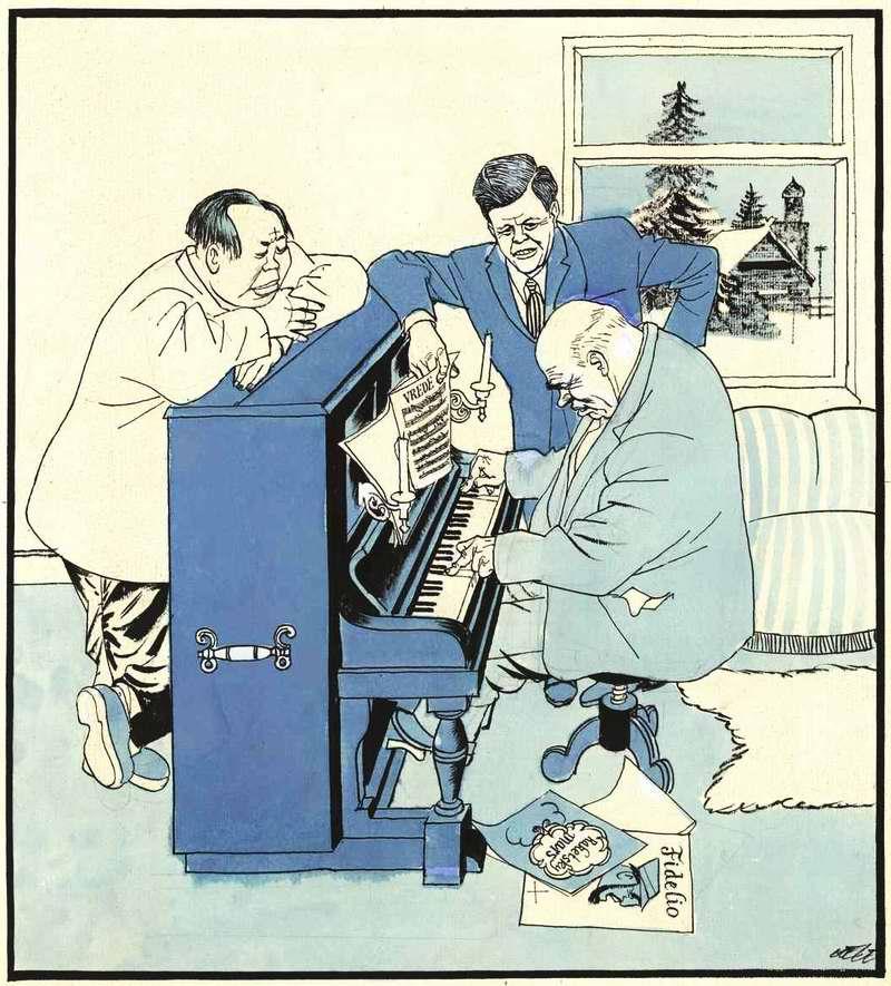 Хрущев: Слишком грубое исполнение (1962 год)