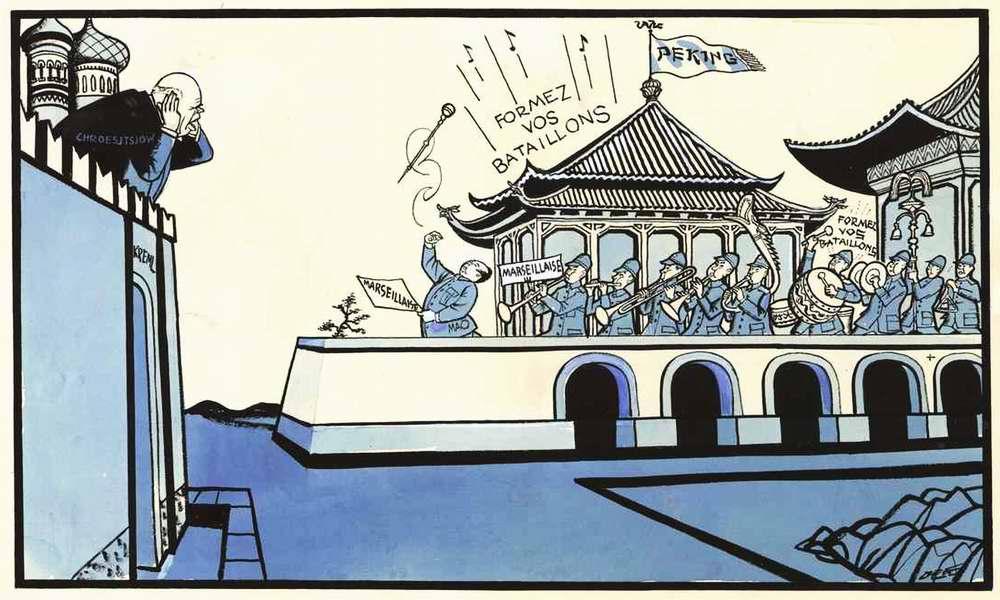 Опять эти ужасные китайские революционные мелодии