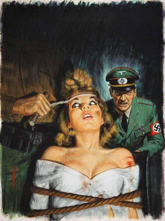 Рисунок художника Mel Crair (2)