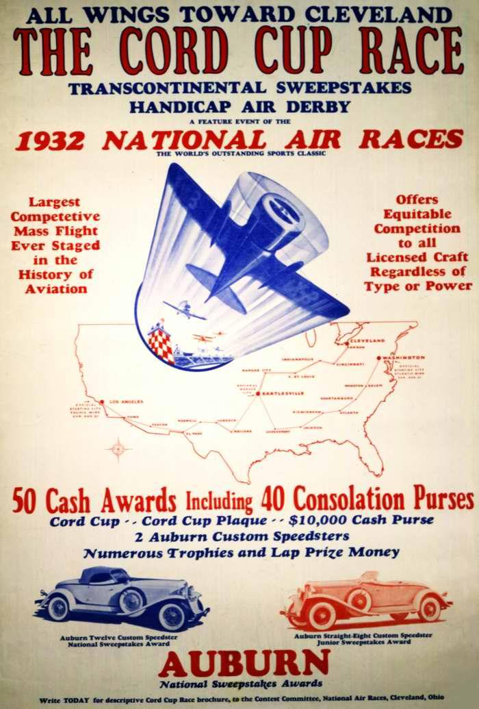 Национальные воздушные соревнования в Кливленде (1932 год)
