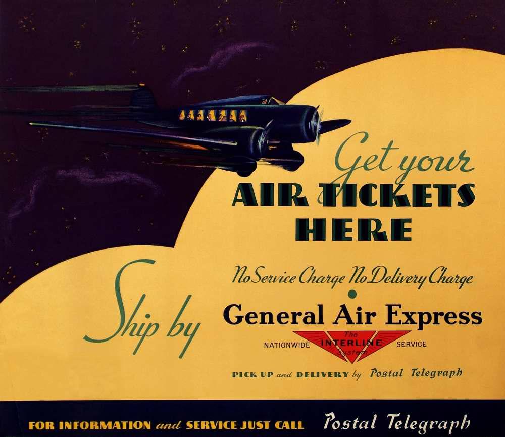 General Air Express - приобретайте авиабилеты здесь без всяких наценок и дополнительных сборов