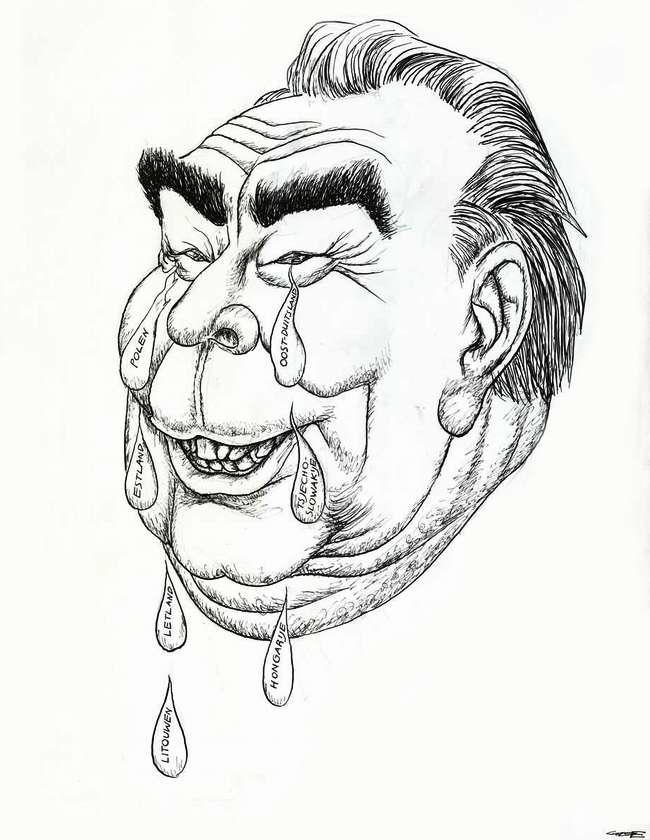Слезы радости Брежнева (1975 год)