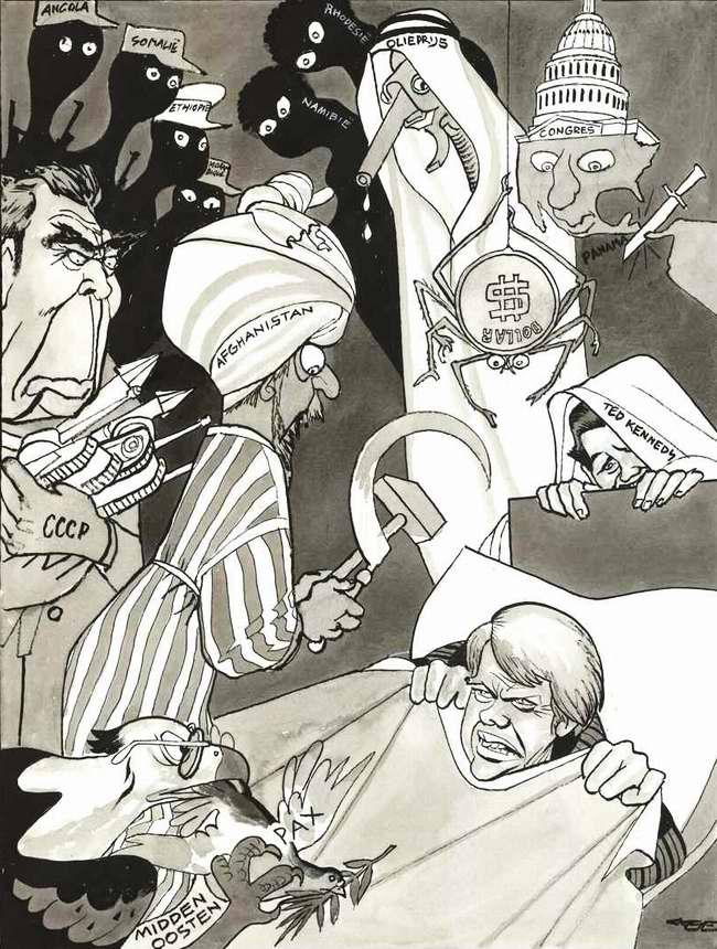 Ночные кошмары американского президента Картера (1978 год)