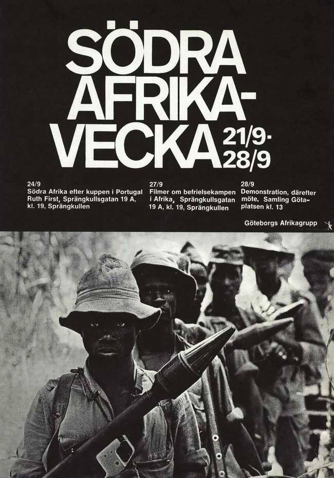 Неделя Южной Африки (в сентябре 1974 года)