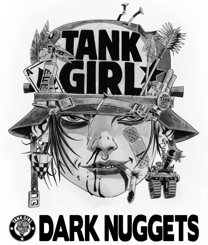 Tank girl - ночные самородки