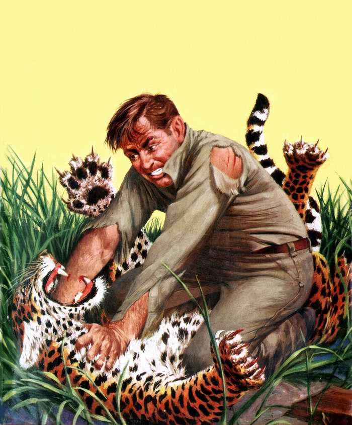 Рисунок художника Robert Doares (1)