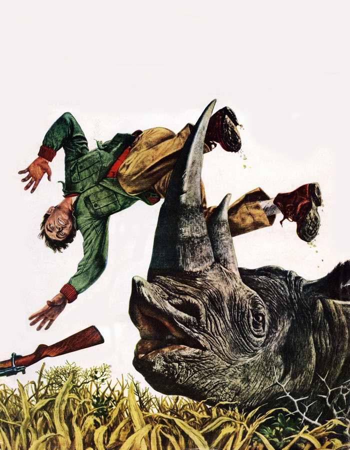 Рисунок художника Robert Doares (2)