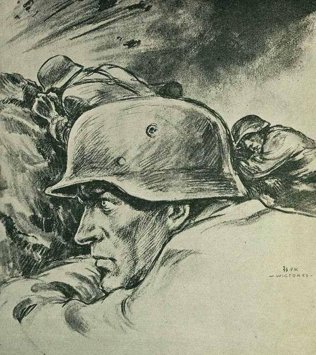 Взрывы огромной разрушительной силы в результате осуществления артиллерийских ударов и авиационных налетов противника на наши боевые позиции