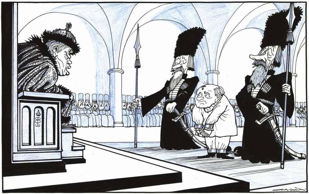 Путин и знаменитости
