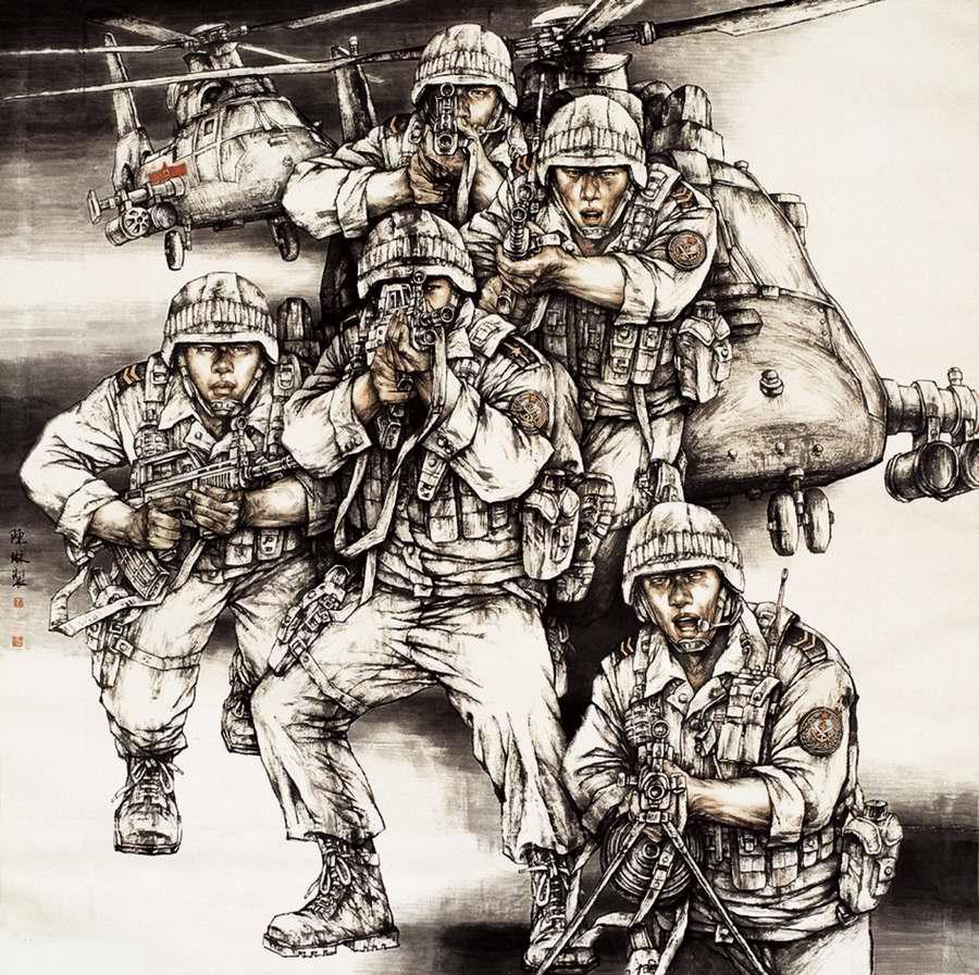 Десантный спецназ