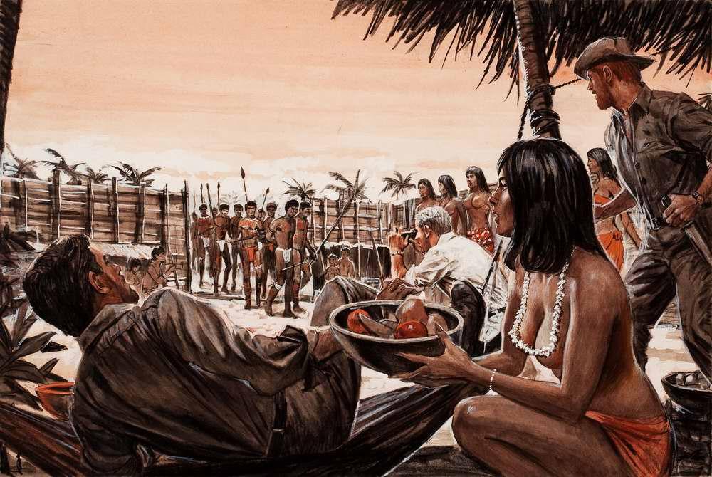 Рисунок художника Gil Cohen (1)