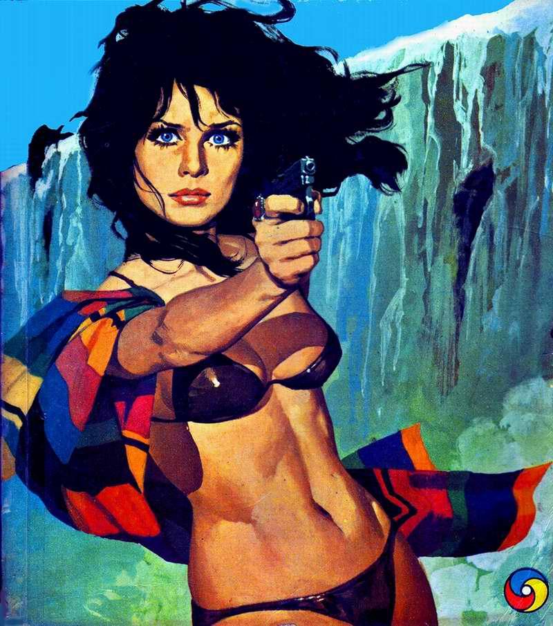 Рисунок художницы Brigitte Montfort