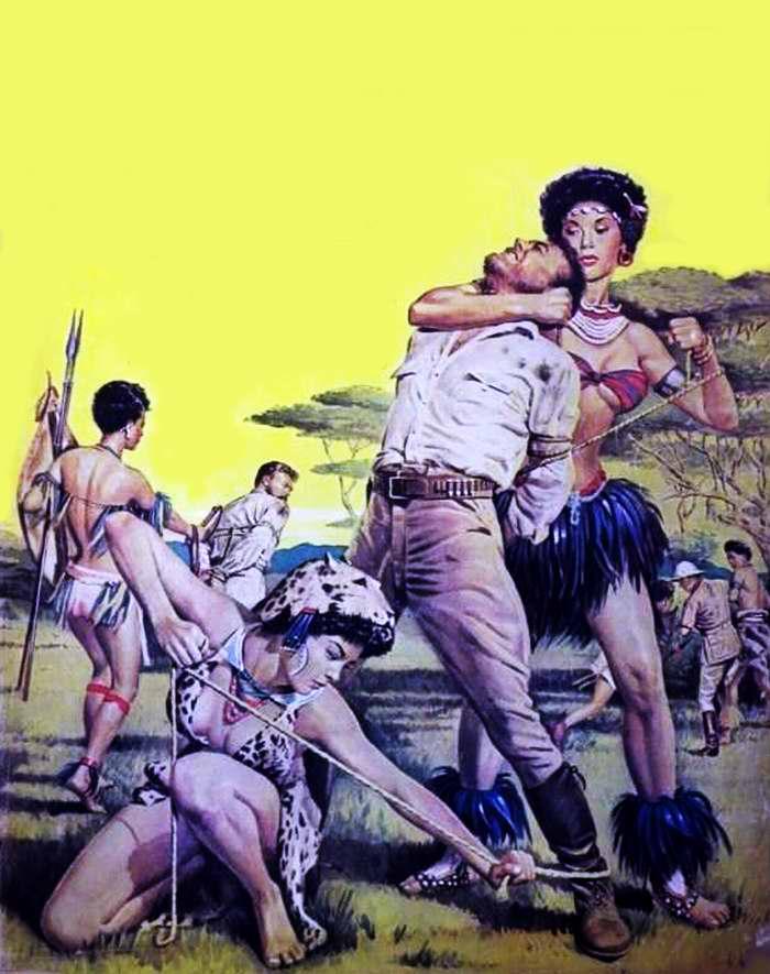 Рисунок художника Joe Little