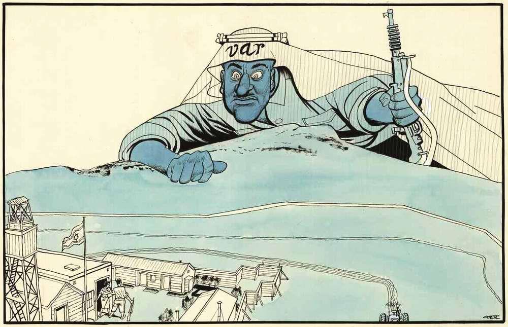 Их военные угрозы в адрес Израиля не прекращаются никогда