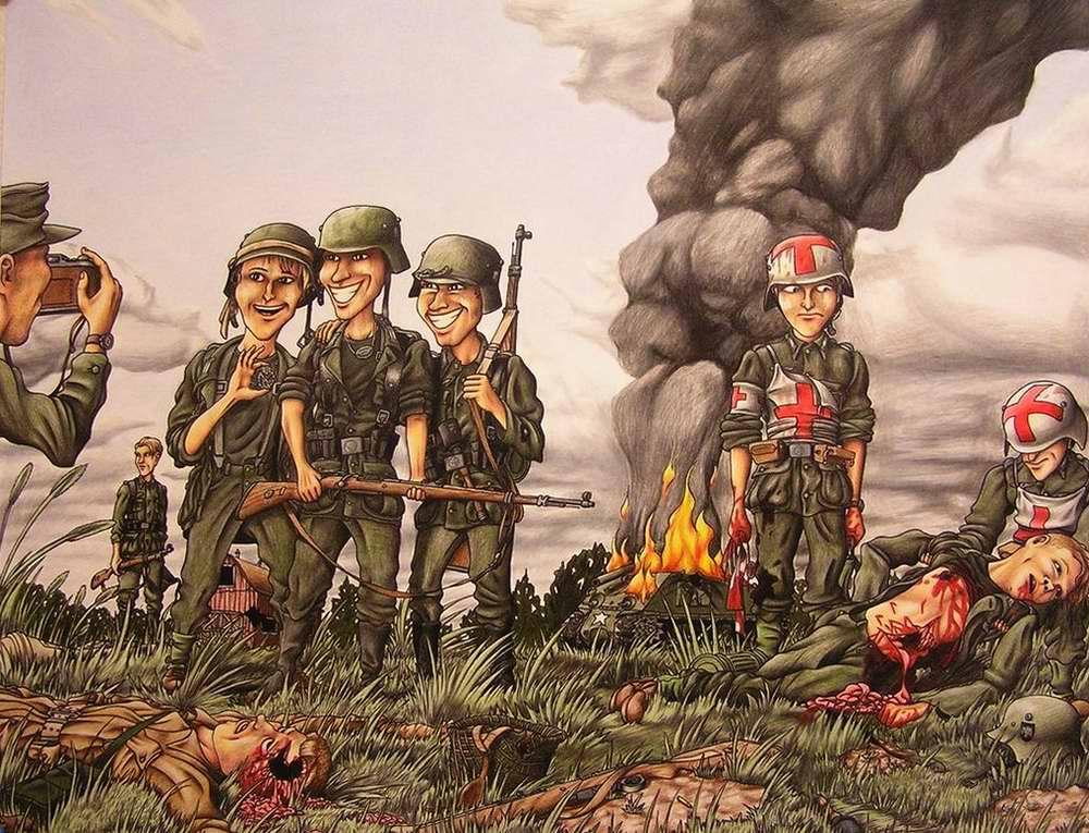 На войне, как на войне: полная картина происходящих событий