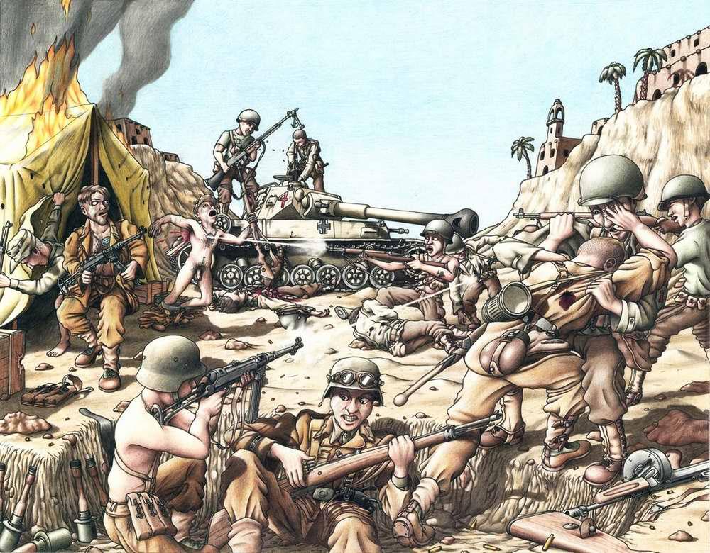 Битва за перевал Кассерин