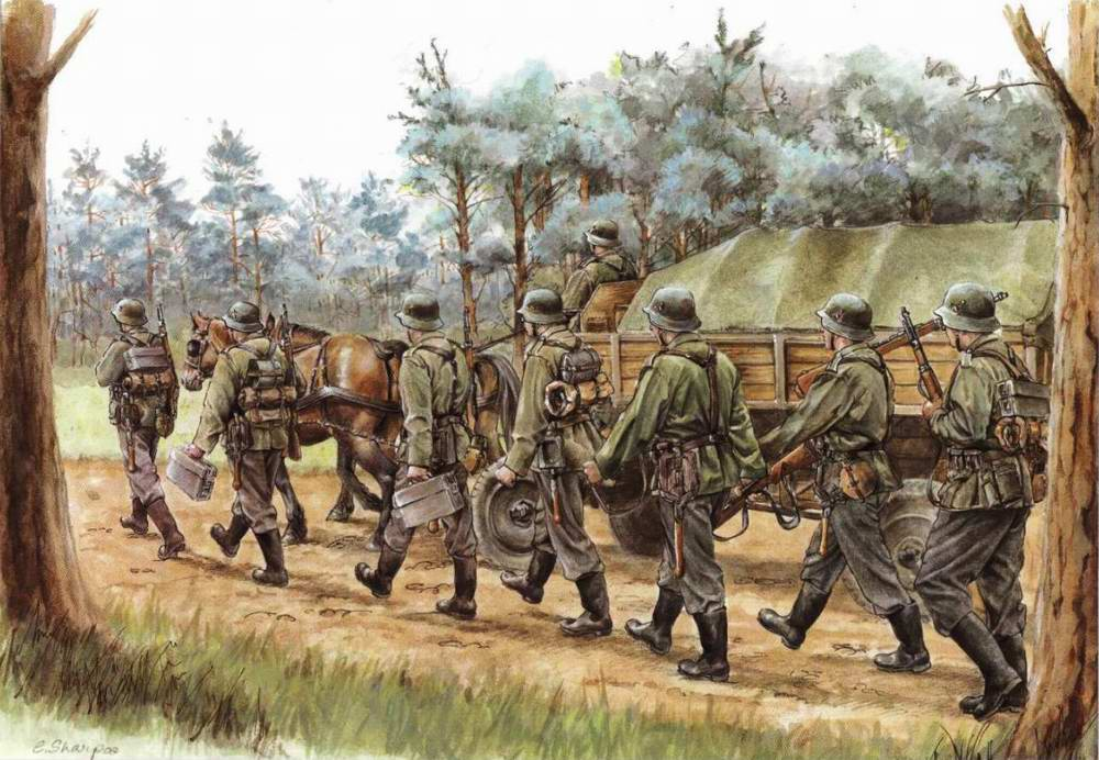 Великая отечественная война на картинах и иллюстрациях художников ...