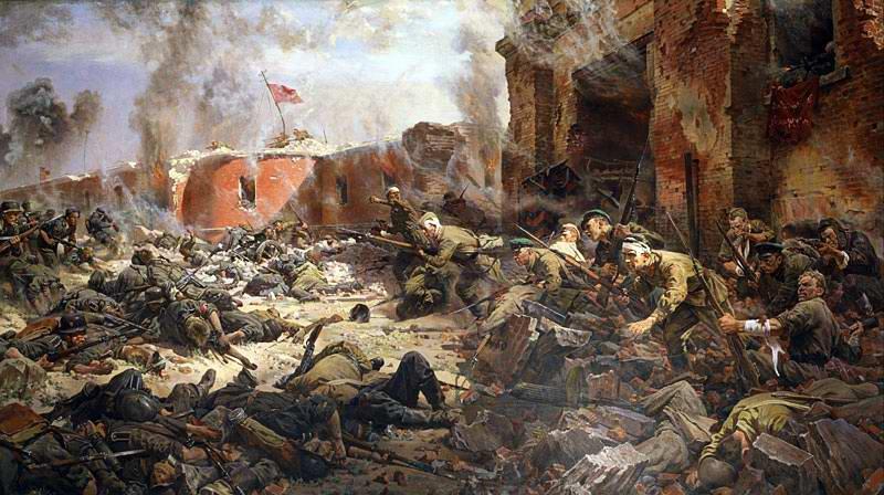 Защитники Брестской крепости (Петр Кривоногов)