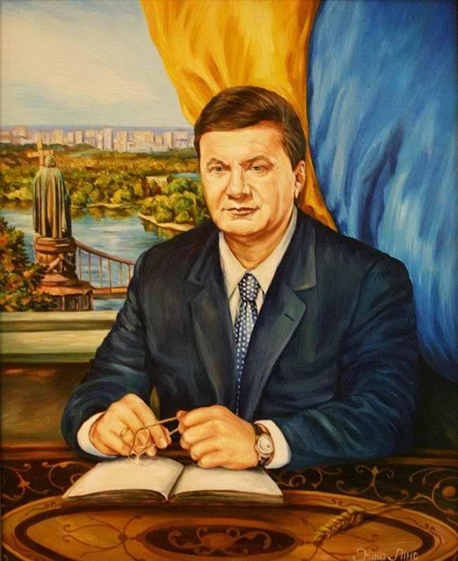 Президент Всея Украины (Николина Бакуменко)
