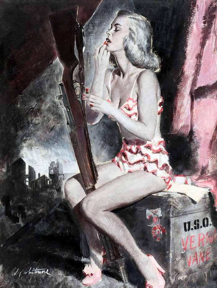 Рисунок художницы Coby Whitmore