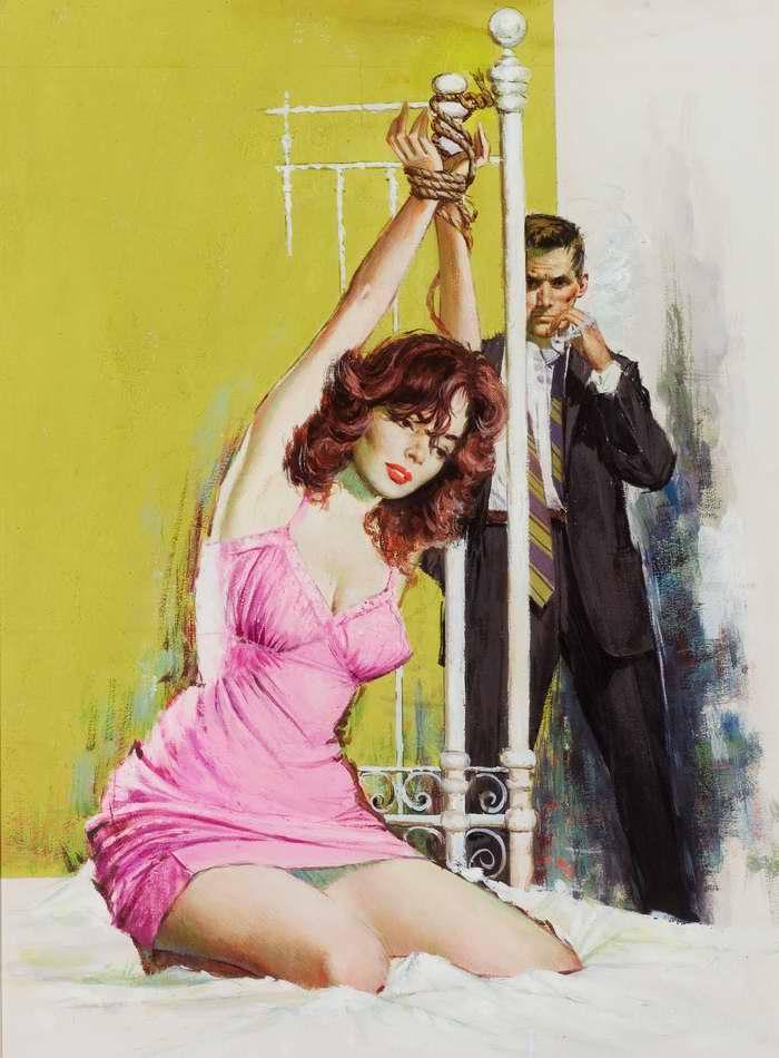 Рисунок художника Barye Phillips