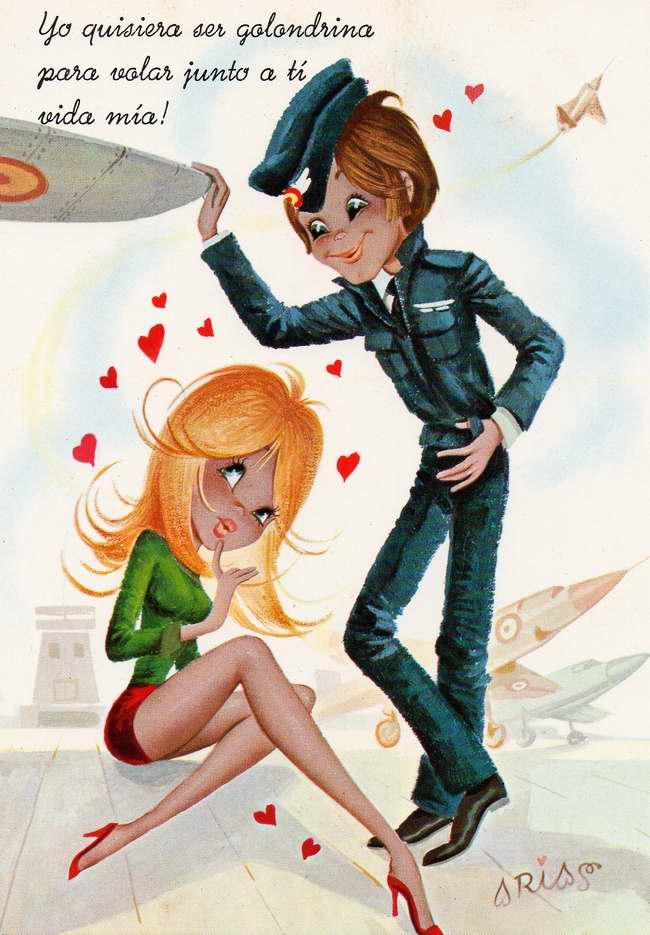 Моя прекрасная ласточка, я бы всю свою жизнь летал вместе с тобой!
