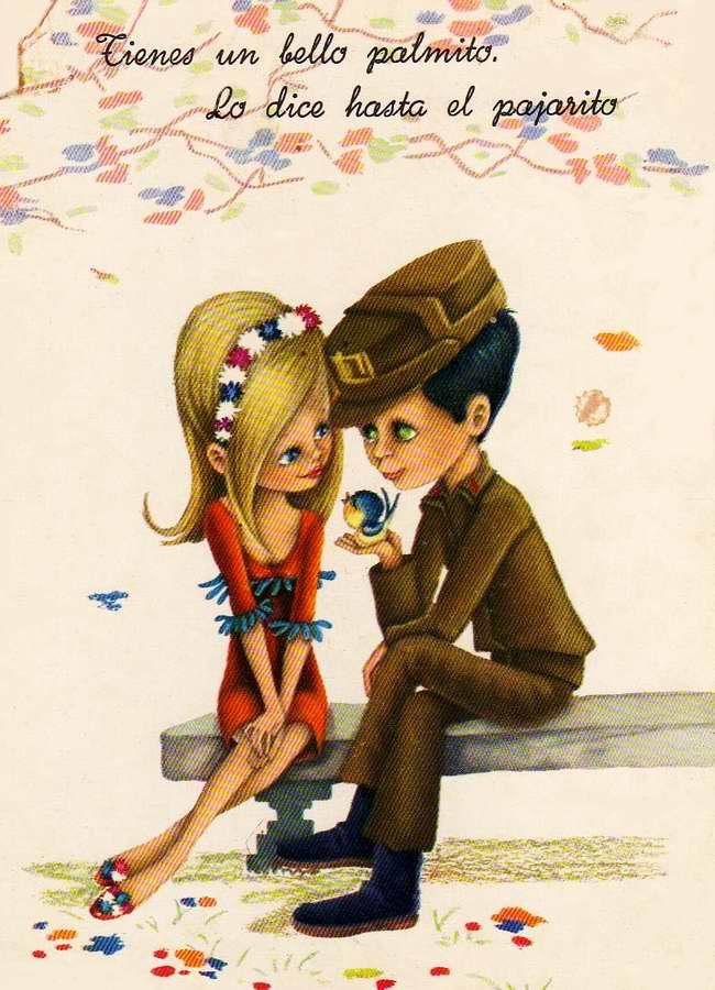Марта девочкой, открытки девушке солдата