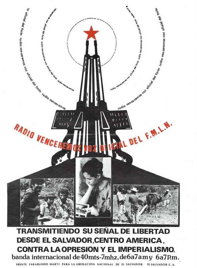 Радио Победа - официальная радиостанция Фронта национального освобождения имени Фарабундо Марти
