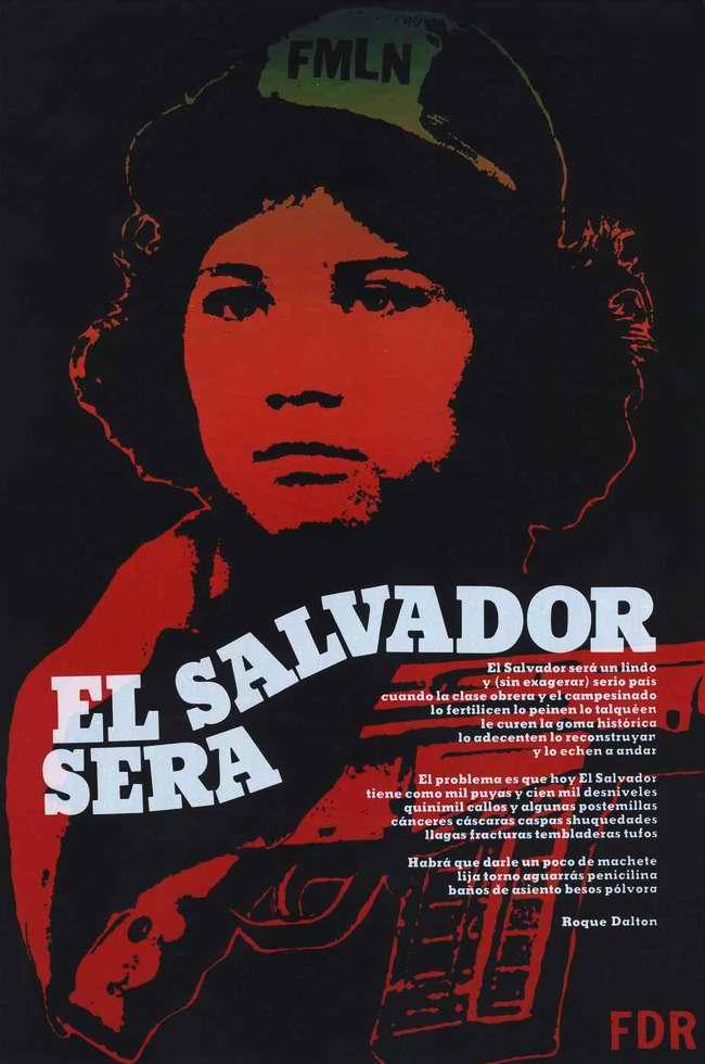 Фронт национального освобождения имени Фарабундо Марти и Революционно-демократический фронт: Сальвадор победит!