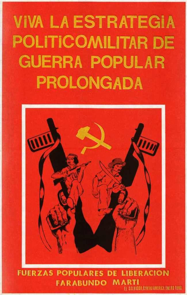 Да здравствует военно-политическая стратегия затяжной народной войны!