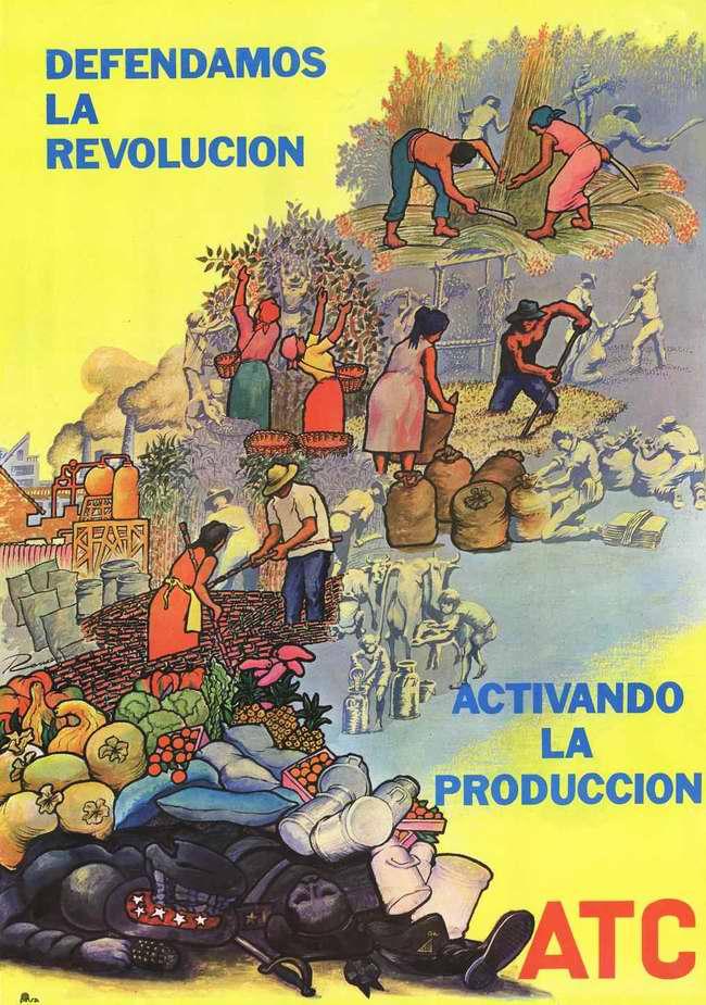 Защищать революцию и увеличивать выпуск производственной продукции