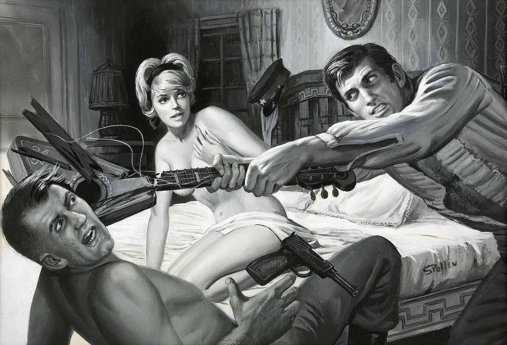 Рисунок художника Samson Pollen (1)