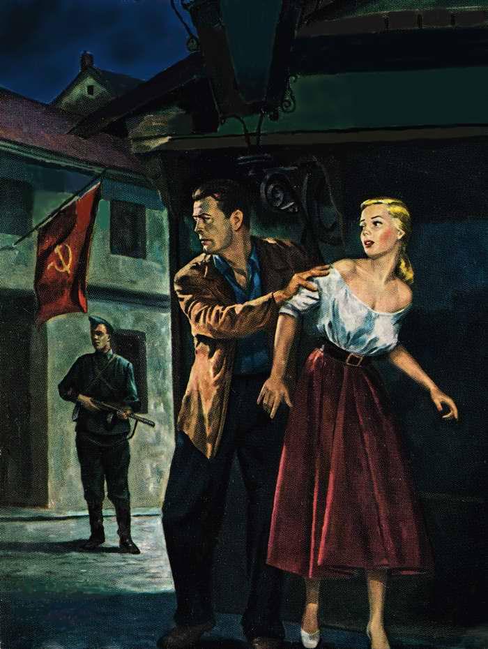 Рисунок неизвестного американского художника (3)