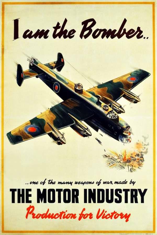 Я бомбардировщик - Великобритания 1940