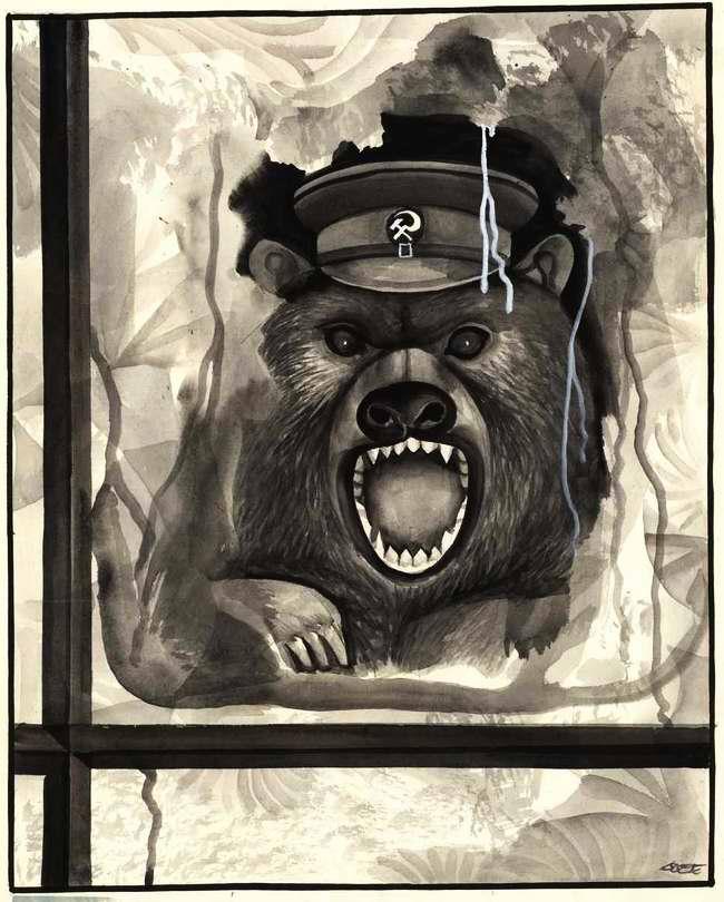 Хрущевская оттепель (1962 год)