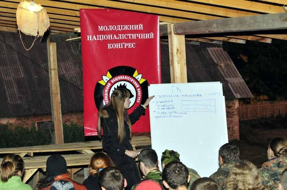 На занятиях по теоретической подготовке - Военно-патриотическая игра Гурби - Антонивци