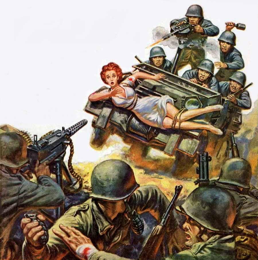 Рисунок неизвестного американского художника (2)