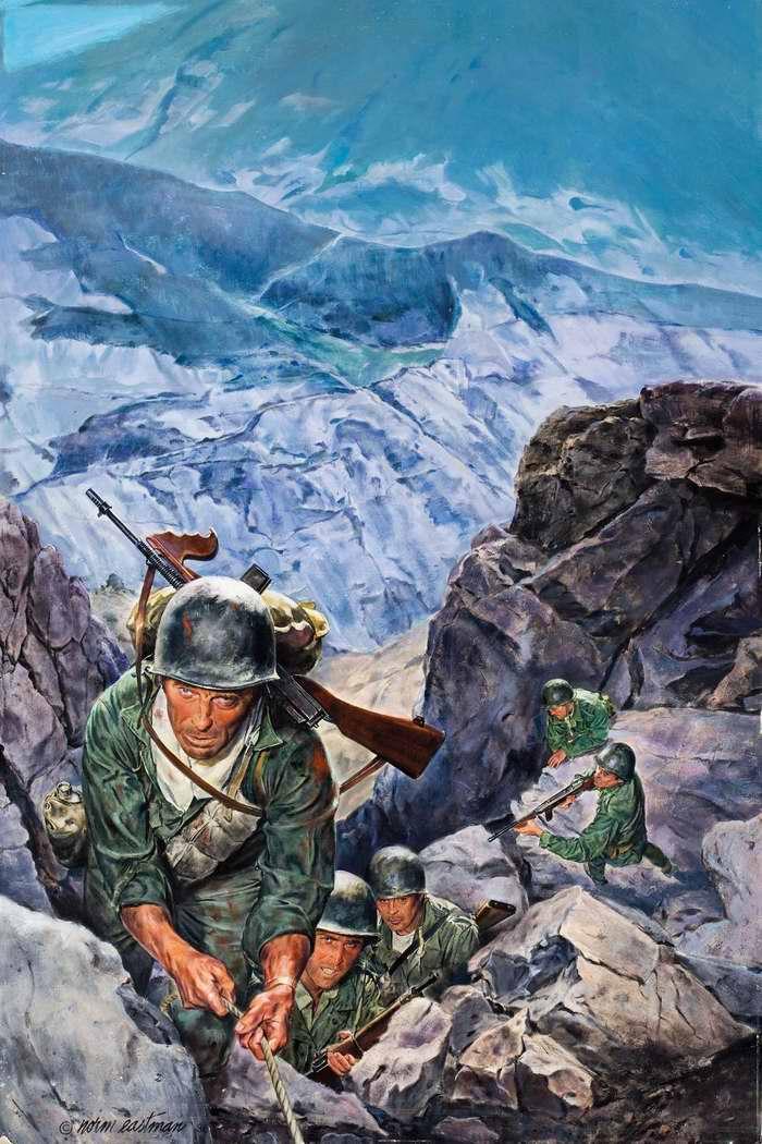 Рисунок художника Norm Eastman (2)