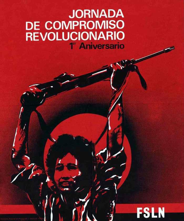 День революционной приверженности - 1-я годовщина