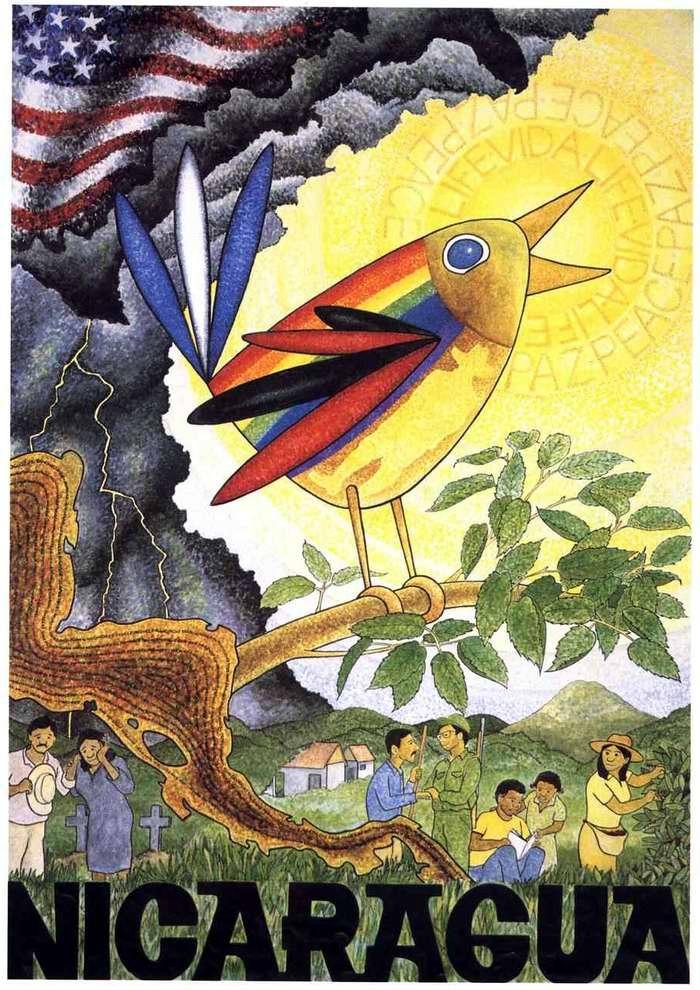 Мирная жизнь для Никарагуа