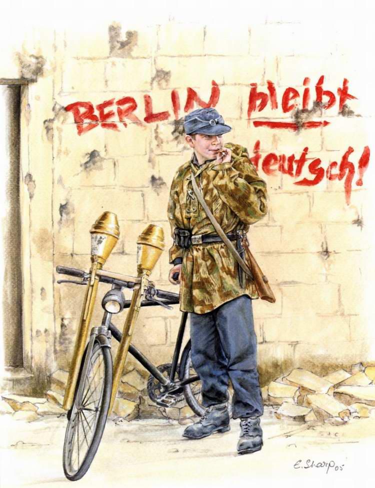Берлин останется немецким - крушение надежды (Elizabeth Sharp)