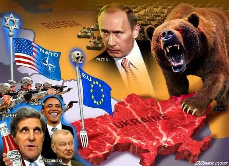 Процесс прекращение огня на Востоке Украины - слил или не слил Путин Новороссию<