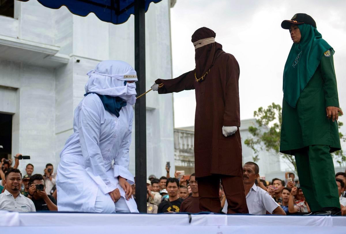 Расплата за грехи: Наказание за занятие проституцией по-индонезийски