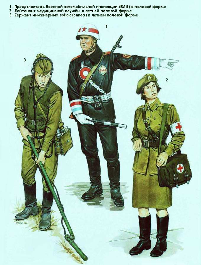 Радянська армія 80 х років 20 століття