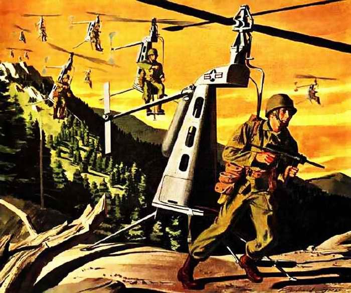 Индивидуальный штурмовой вертолет