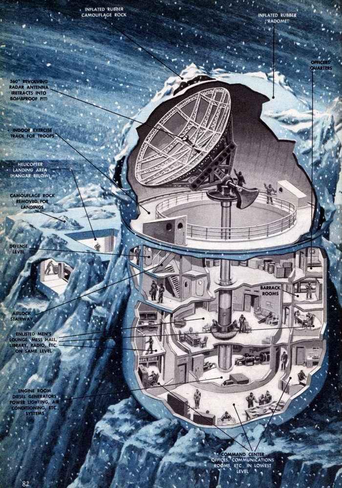 Высокозащищенный подземный радар